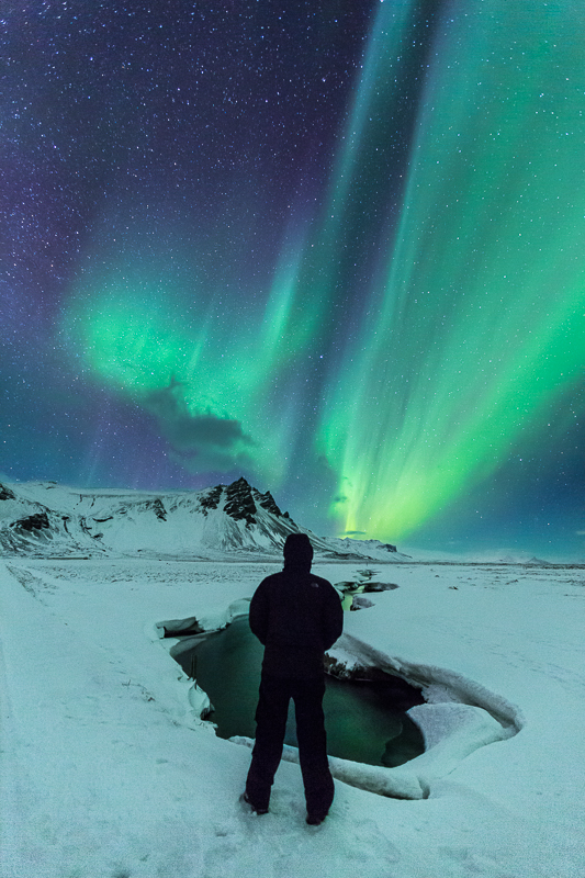 Aurora Watching - Iceland