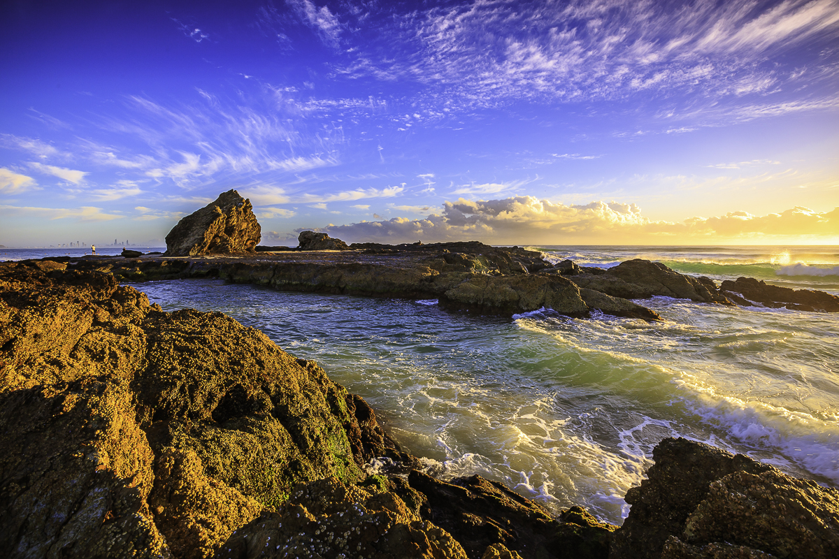 Currumbin Rock - Gold Coast