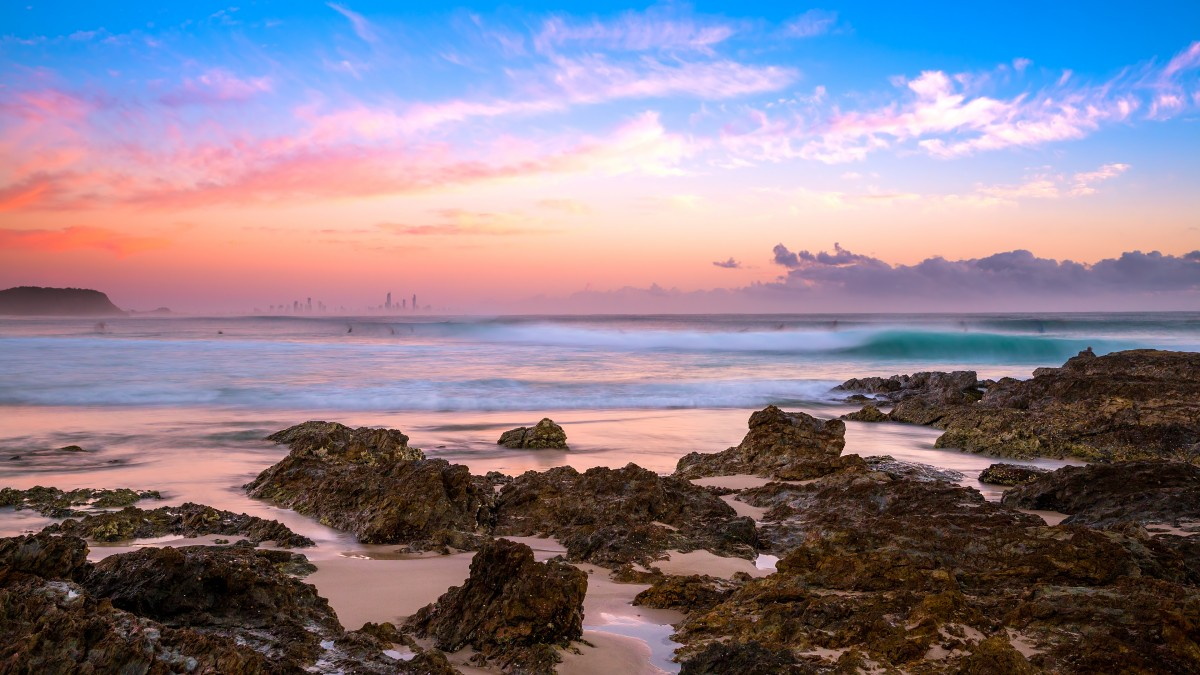 Currumbin Sunrise