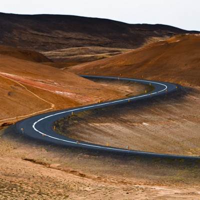 Road - Iceland